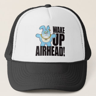 Airhead Bad Bun Wake Trucker Hat