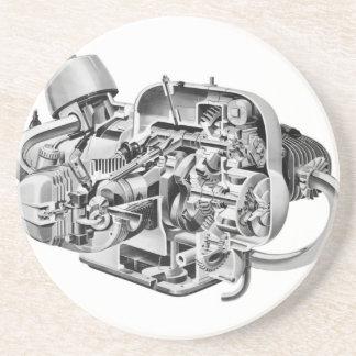 Airhead Cutaway Coaster