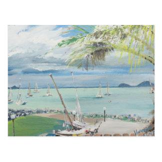 Airlie Beach Australia. 1998 Postcard