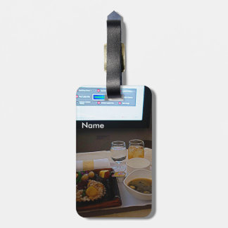 Airline-Meal Luggage Tag/Asiana Airline Bag Tag
