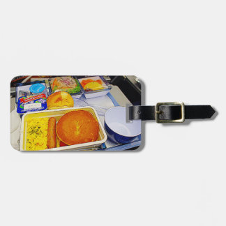 Airline-Meal Luggage Tag/China Airline Luggage Tag