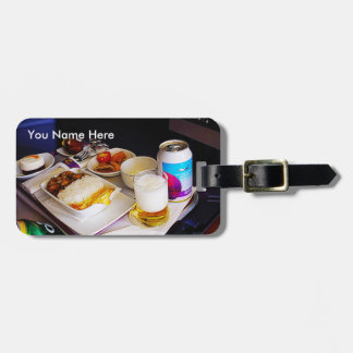 Airline-Meal Luggage Tag/Thai Airways Luggage Tag