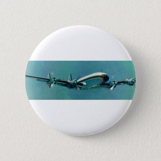 Airline Travel 6 Cm Round Badge