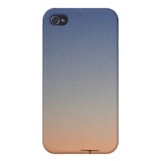Airliner Landing At Dusk iPhone 4/4S Cover