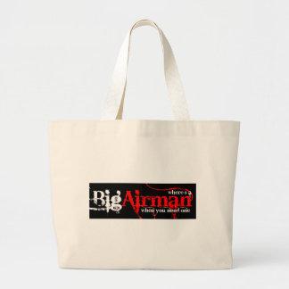 Airman, anyone? bag