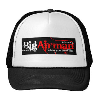 Airman, anyone? trucker hat