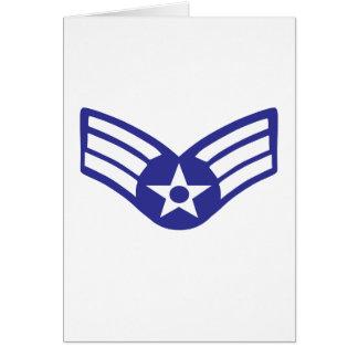 Airman Senior Class USA Airforce Cards