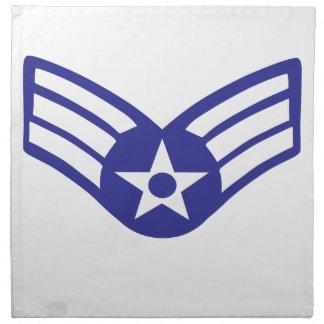 Airman Senior Class USA Airforce Napkin