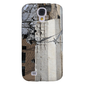 Airman stands post to the entry control point galaxy s4 case
