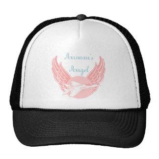 Airman's Angel Mesh Hat