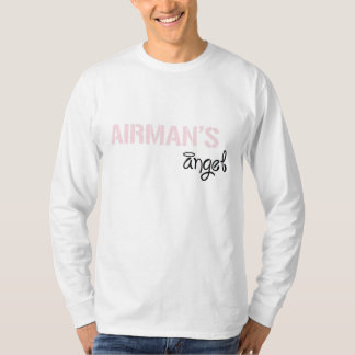airman's angel tee shirts