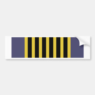 Airman's Medal - Ribbon Bumper Sticker