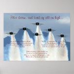 Airman's Prayer Flight Print