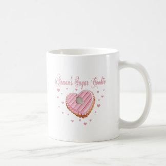 Airman's Sugar Cookie Coffee Cup Basic White Mug