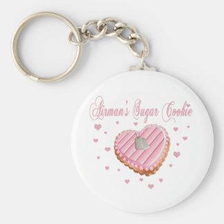 Airman's Sugar Cookie Keychain