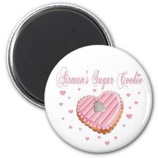 Airman's Sugar Cookie Magnet
