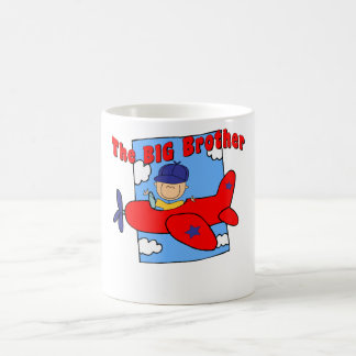 Airplane Big Brother Pilot Coffee Mug