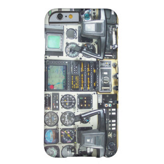 Airplane cockpit iPhone case