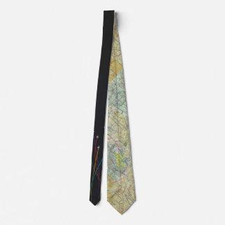 airplane design tie
