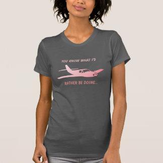 Airplane Graphic T-shirt