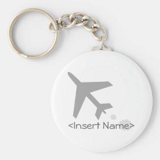 Airplane Key Chain