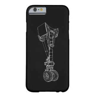 Airplane landing gear iPhone 6 case Barely There iPhone 6 Case