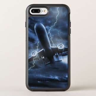 Airplane Lightning OtterBox Symmetry iPhone 8 Plus/7 Plus Case