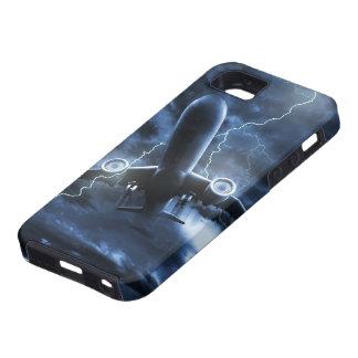 Airplane Lightning Tough iPhone 5 Case