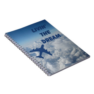 Airplane Notebook