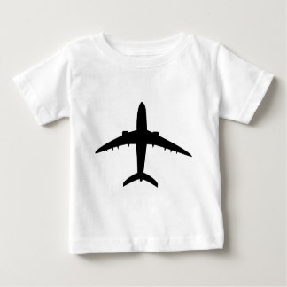 airplane plane aircraft icon baby T-Shirt