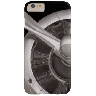 Airplane Propeller Closeup Barely There iPhone 6 Plus Case