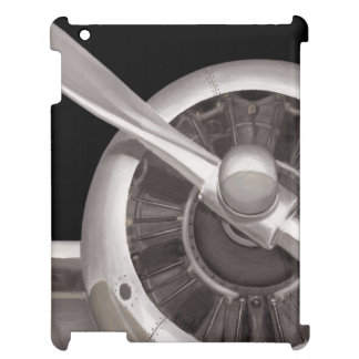 Airplane Propeller Closeup Case For The iPad 2 3 4