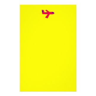 Airplane Stationery