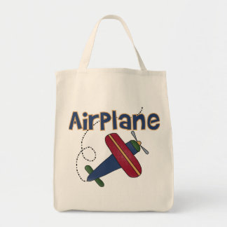 Airplane Tshirts and Gifts Tote Bag