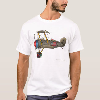Airplane Vintage Biplane T-Shirt