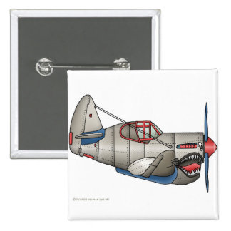 Airplane WW2 Fighter Plane Pins Pin