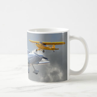 AIRPLANES BASIC WHITE MUG