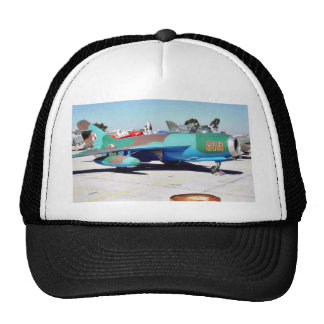 Airplanes Mesh Hats