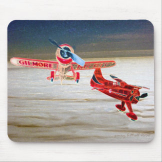 Airplanes II Mouse Pad