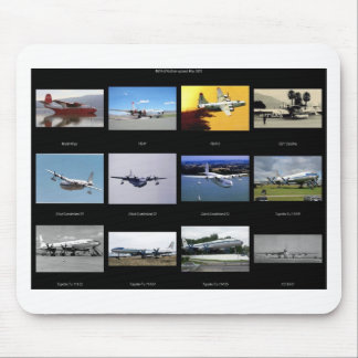 Airplanes Mouse Mat