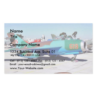 Airplanes Pack Of Standard Business Cards