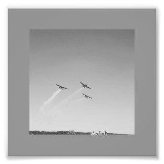 Airplanes Photo Print