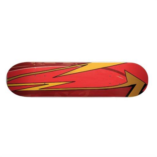 airpod 20.6 cm skateboard deck
