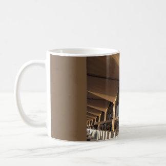 Airport Architecture Coffee Mug