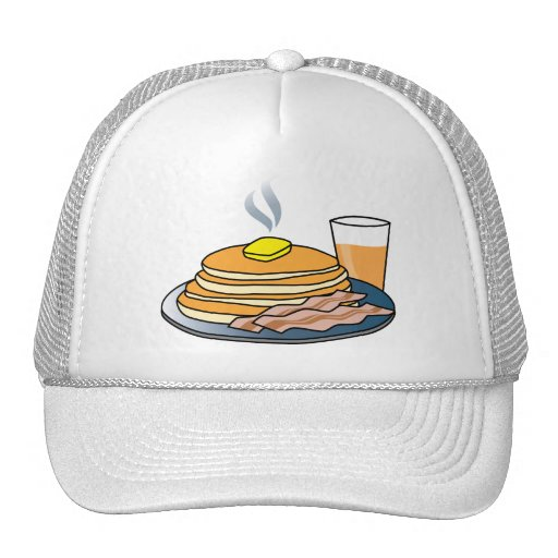 Airport Fundraiser Pancake Breakfast Trucker Hat