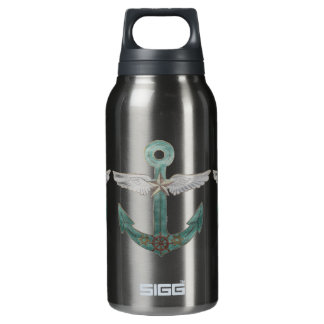Airship Anchor 10 Oz Insulated SIGG Thermos Water Bottle