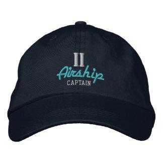 AIRSHIP CAPTAIN cap Embroidered Baseball Cap