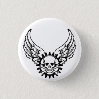 Airship Pirate Squadron 3 Cm Round Badge