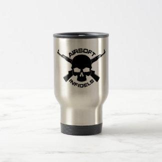 Airsoft Infidels Official travel mug
