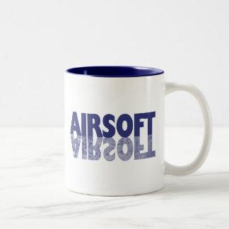 AIRSOFT Two-Tone COFFEE MUG